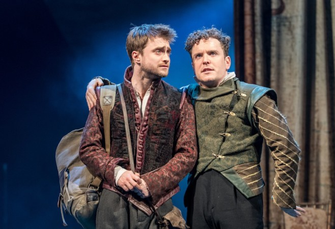 Rosencrantz and Guildenstern are Dead, Old Vic